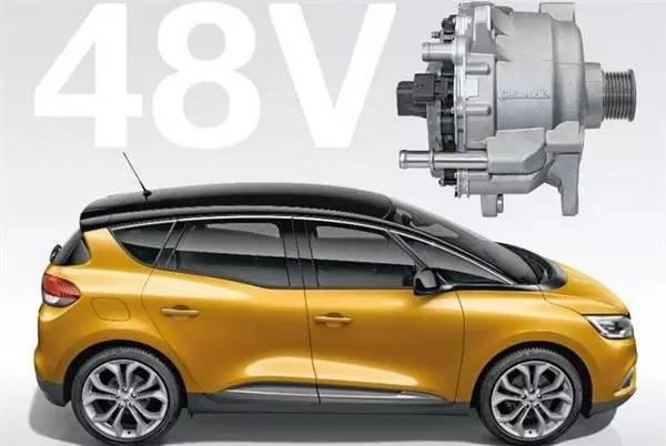 盖世|欧洲新能源车市场分析 轻度插电混动才是王道