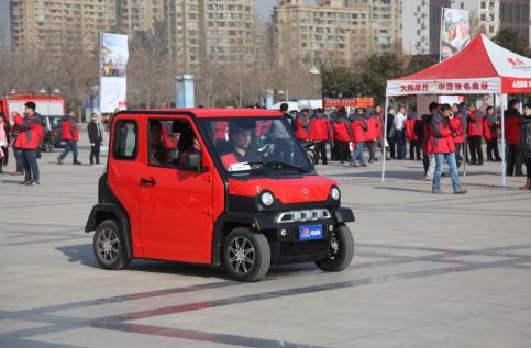 同质化严重  低速电动汽车如何走出自己的路?