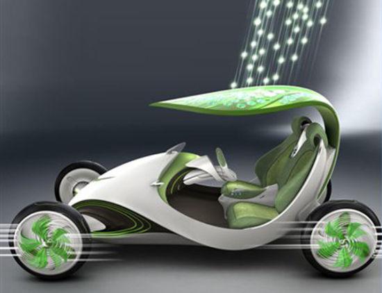 """车企热捧新能源和""""互联网+""""概念"""
