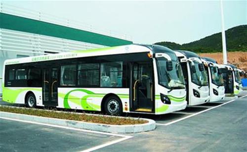 青岛电动公交车累计行驶突破7000万公里