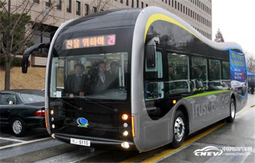 中国车企空袭 泰奇收购韩国电动公交公司
