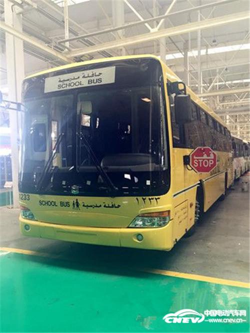 聊城走低碳节能之路 中通新能源客车驱动绿色未来