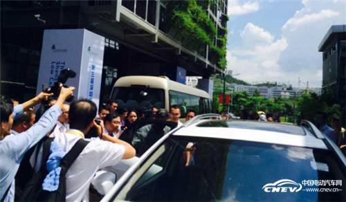 """比亚迪携新能源""""四大金刚""""登陆深圳国际低碳城论坛"""