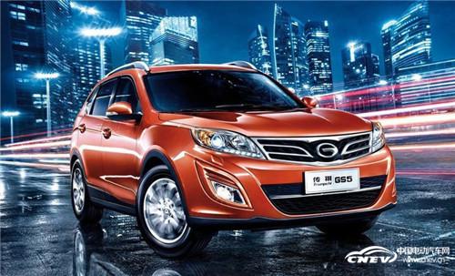 广州传祺新能源汽车重点发展插电式混动