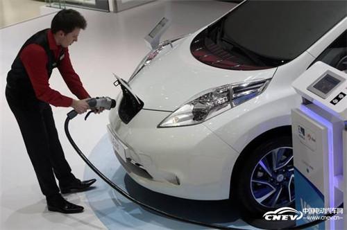 日韩企业占据电动汽车电池市场大部份额
