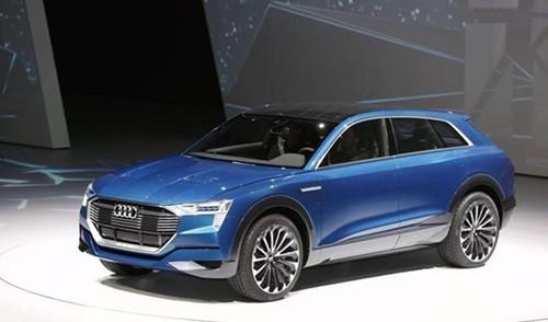 未来的奥迪q6 奥迪全新纯电动概念车发布