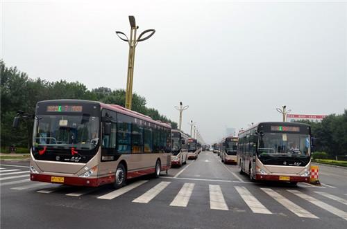 聊城市新能源公交车推广获3000万元省级资金补助