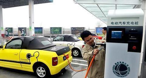我国将建1.2万座充换电站 解决新能源车充电需求
