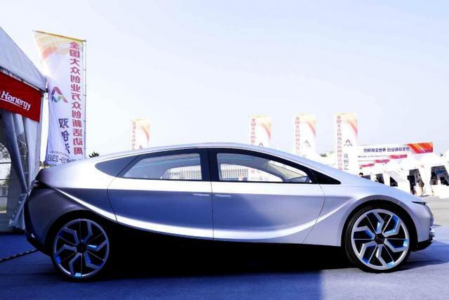 """太阳能电动车的背后:汉能如何""""造车""""?"""