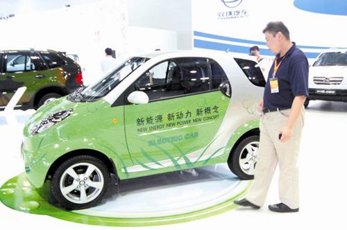 小排量车减税效果初显 预计全年新能源汽车产量将达35万辆