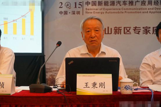 王秉刚:中国新能源汽车缺国际竞争力集群