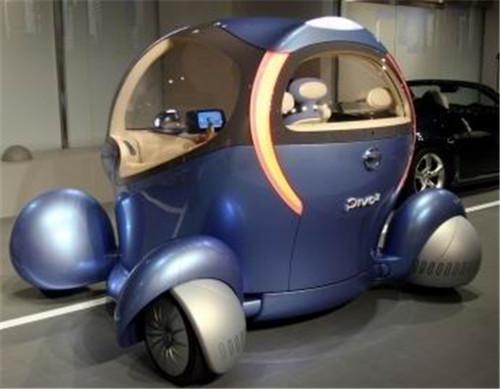 让微型电动车飞一会 造型奇特的车型汇总