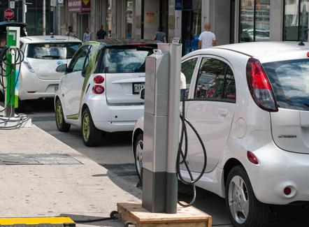 不摇号、不限行、能充电 北京频出招推行新动力车