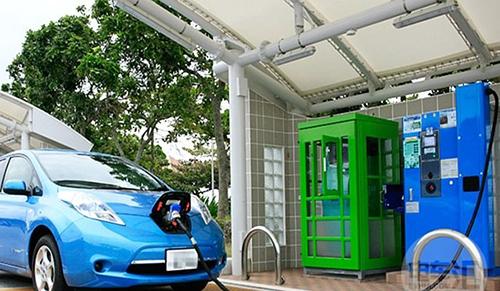 北京:配建新能源车充电设施社区超2000个