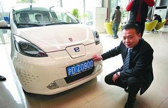 上海2015年新动力汽车推行数目同比增4.15倍