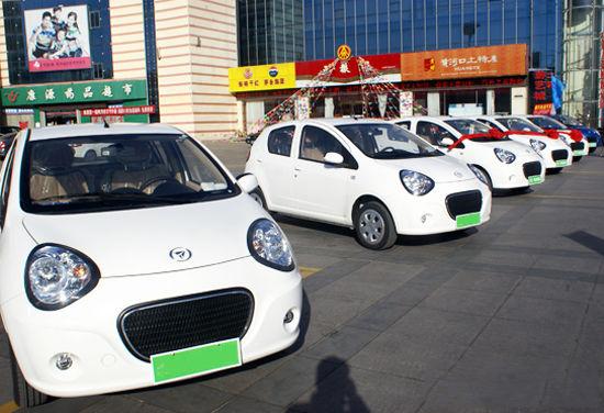 公务用车改革 电动汽车市场潜力巨大