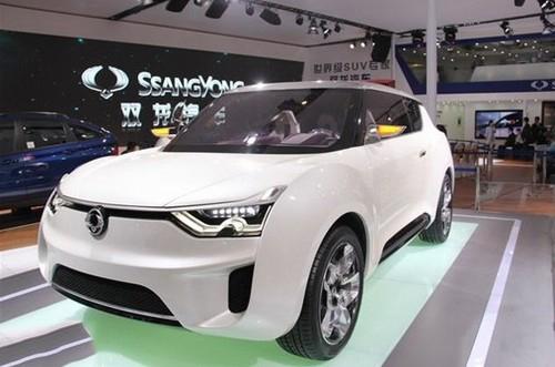 双龙汽车2018年将推全新SUV 匹敌日产逍客