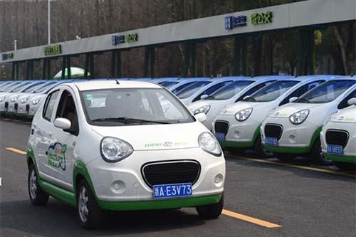 杭州交通部门多措并举大力推进新能源汽车推广