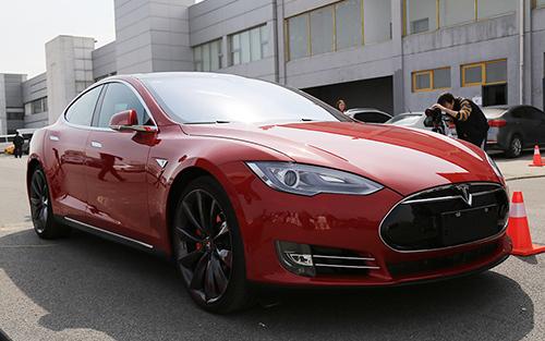 特斯拉引发危机感 欧洲豪车加快研发电动汽车
