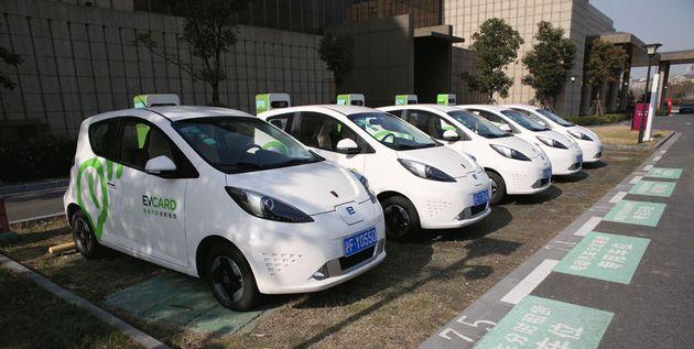 【政策】上海市出台促进新能源汽车分时租赁业发展指导意见