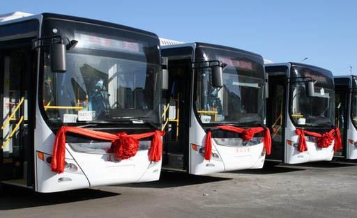 新能源公交车补贴进一步加码 5年内数量翻两番