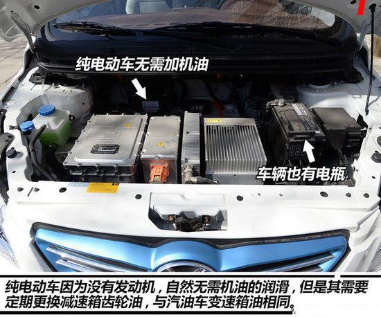 纯电动车应如何养护?切勿自行维修电机