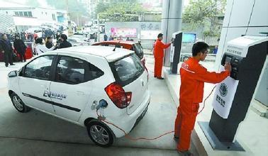 """在沪购置新能源车或将多掏钱 经销商先收""""风声"""""""