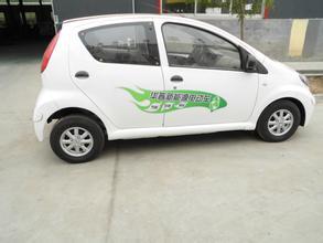 济南已挂牌813辆纯电动汽车