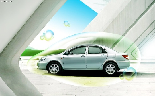 续航里程达500公里国产电动汽车在深圳诞生