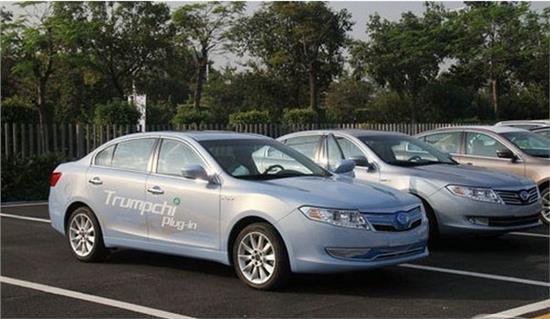 广东省建立电动汽车地方及联盟标准共143项