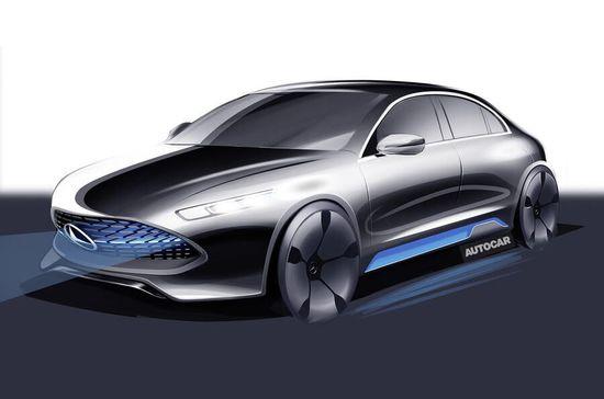 奔驰加速纯电动车发展计划 2020年推四款新车型