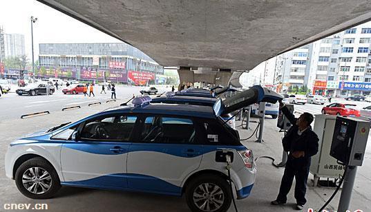 河南全面开建新能源汽车快充站 2020年覆盖全省