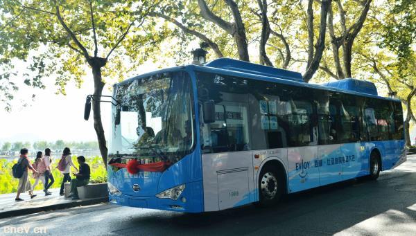 比亚迪中标近20亿纯电动公交大单