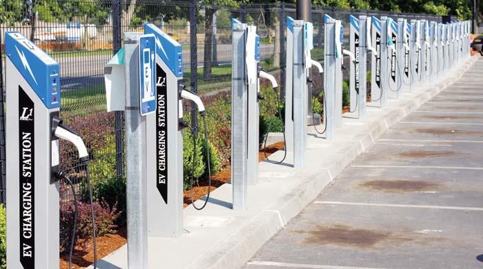 杭州市新能源电动汽车自用和共用充电桩建设安装暂行规定通知