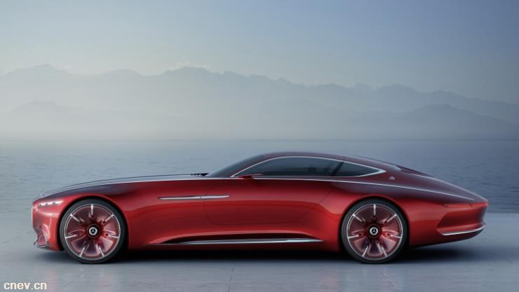 奔驰新款电动车续航500km  向经典致敬