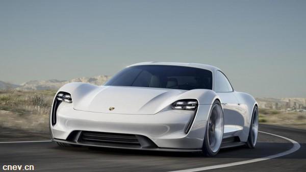 保时捷E-Performance家族系列  5款高性能电动车