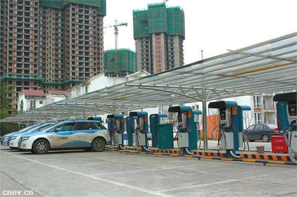 前三季度河北推广应新能源汽车3万余辆