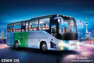 2016年1-9月中国客车企业新能源客车销量