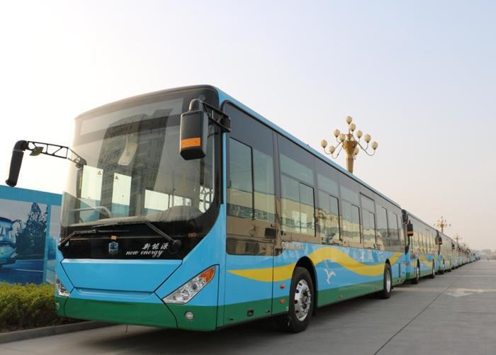 三批8米纯电动客车570辆 中通十月销量将破千