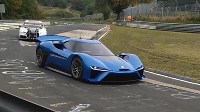 市场分析:新造车企业为何偏爱电动超跑?