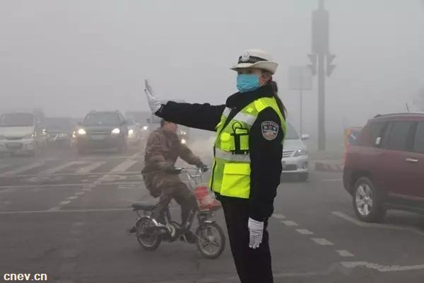 北京发布空气重污染应急预案(2016年修订) 纯电动汽车依然不限行