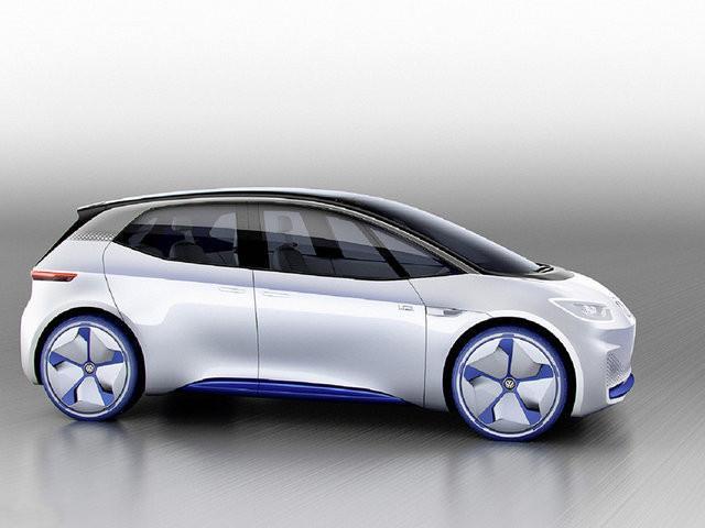 大众透露了下一代电动车的一些机密细节