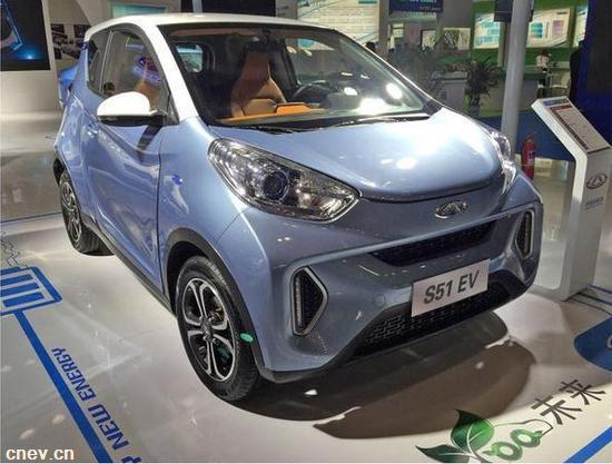 奇瑞2017年新车计划 多款新能源车面市