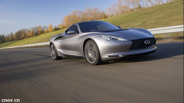 英菲尼迪将推纯电动跑车 使用全新平台