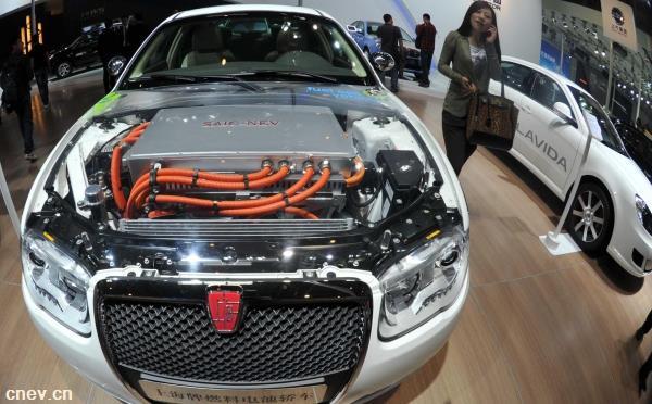 2198款新能源汽车需重新核定