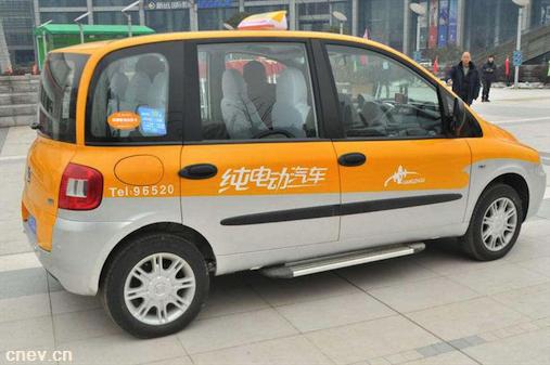 京津冀2+26城市有望逐步推广新能源出租车
