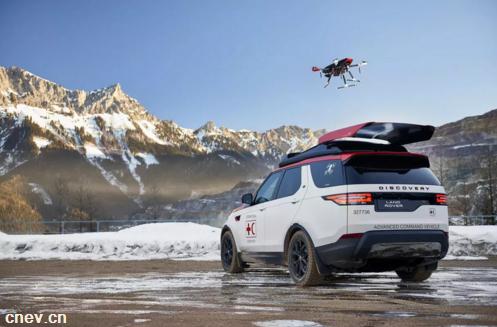 自动驾驶汽车+无人机?各大车企的新套路!