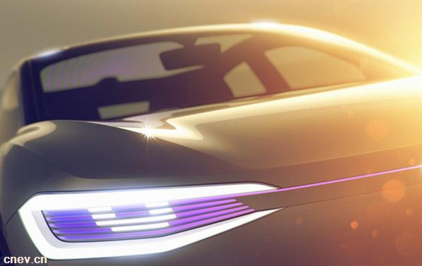 大众I.D.纯电动多功能车将于上海车展全球首发