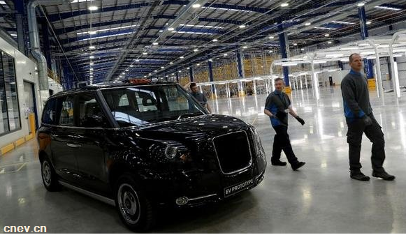 吉利研发全新TX5 助力伦敦出租车绿色能源之路