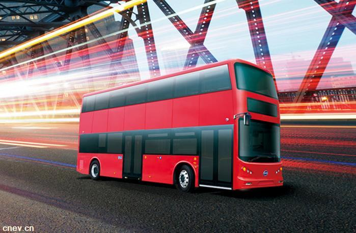 比亚迪投资海外建厂 中国电动公交走出国门